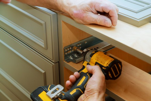 Can a Handyman Install Kitchen Cabinets?