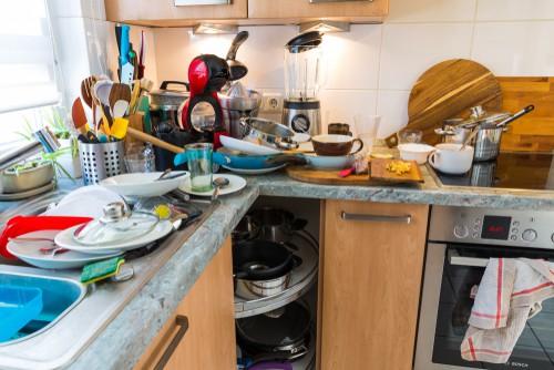 Tips On Home Kitchen Cabinet Organization